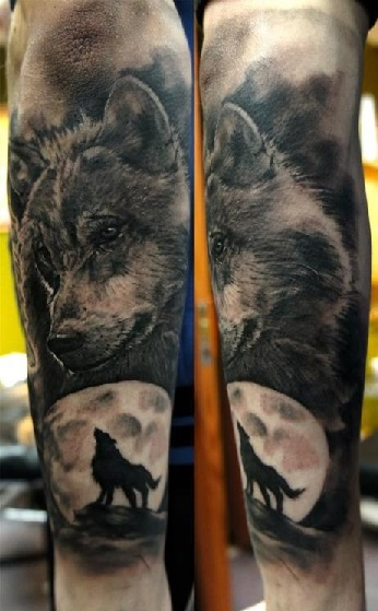 wolf-tattoo-designs-sleeve