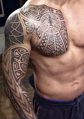 chest-tattoos-cultural