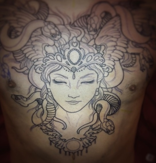 Chest Tattoos Tattoo Insider