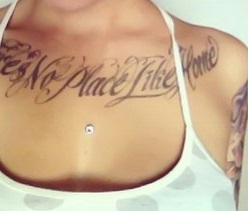 chest-tattoos-script-women