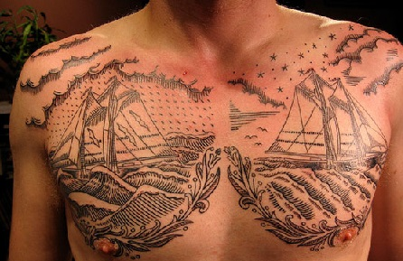 chest-tattoos-seas