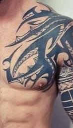 chest-tattoos-tribal-sleeve