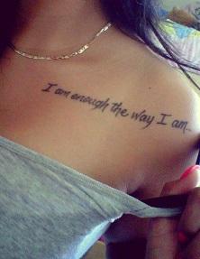 chest-tattoos-words-women