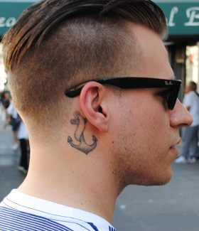 ear-tattoo-behind-anchor