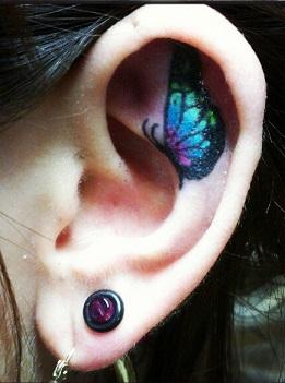 ear-tattoo-inner-butterfly