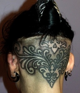 head-tattoo-patternear
