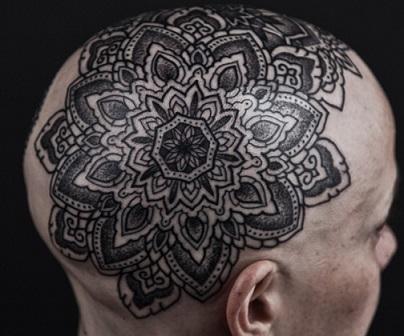 henna-head-tattoo