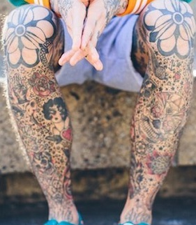Leg Tattoos - Tattoo Insider