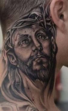 neck-tattoos-jesus