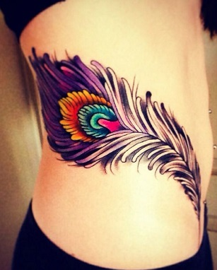 Peacock Feather Tattoos – Tattoo Insider