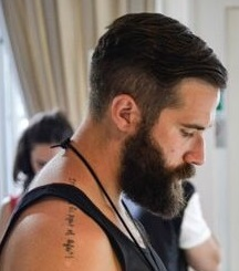 shoulder-tattoos-men-script