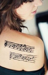 shoulder-tattoos-music