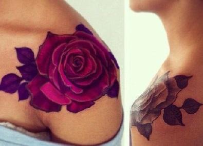 Shoulder Tattoos - Tattoo Insider