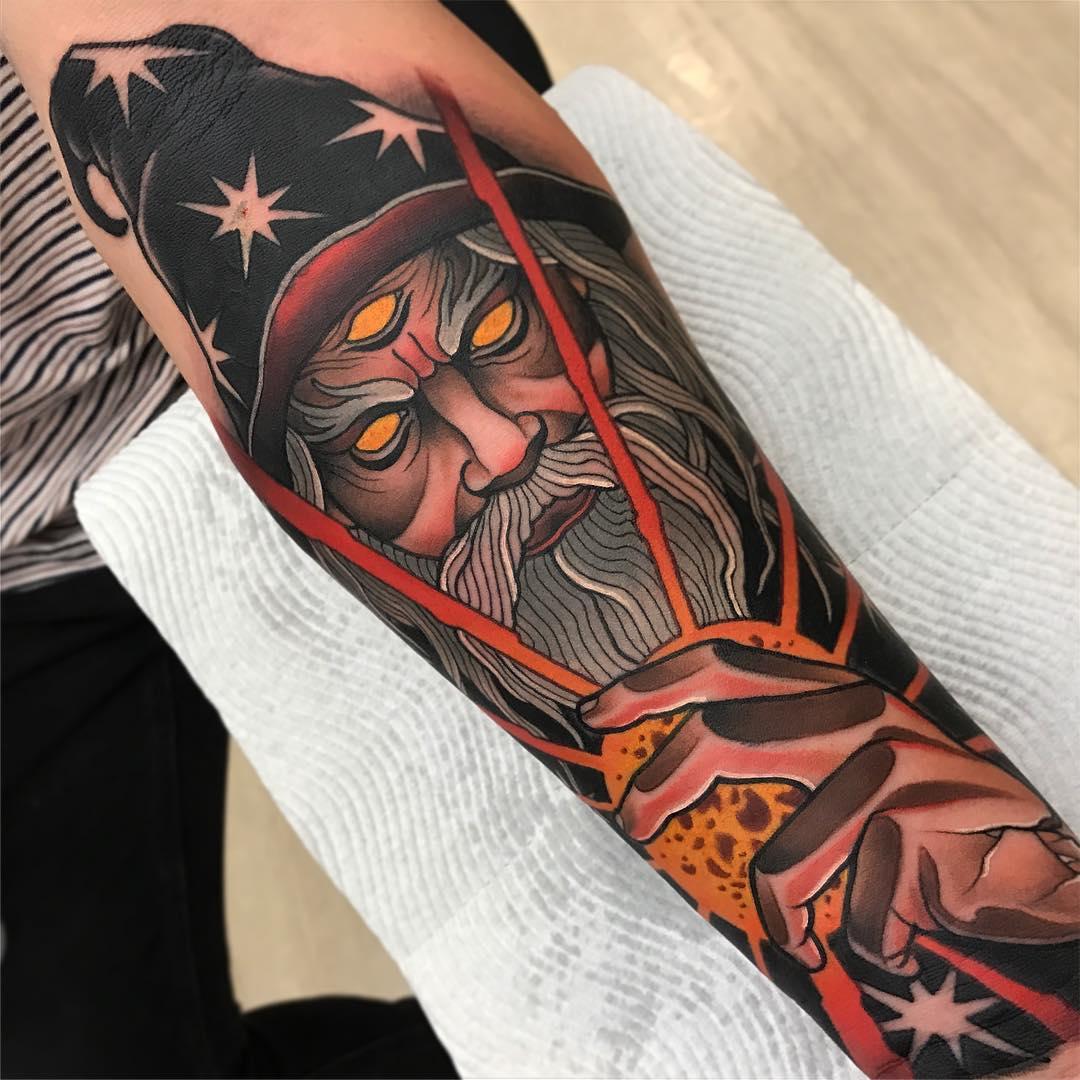 Void Tattoo Designs