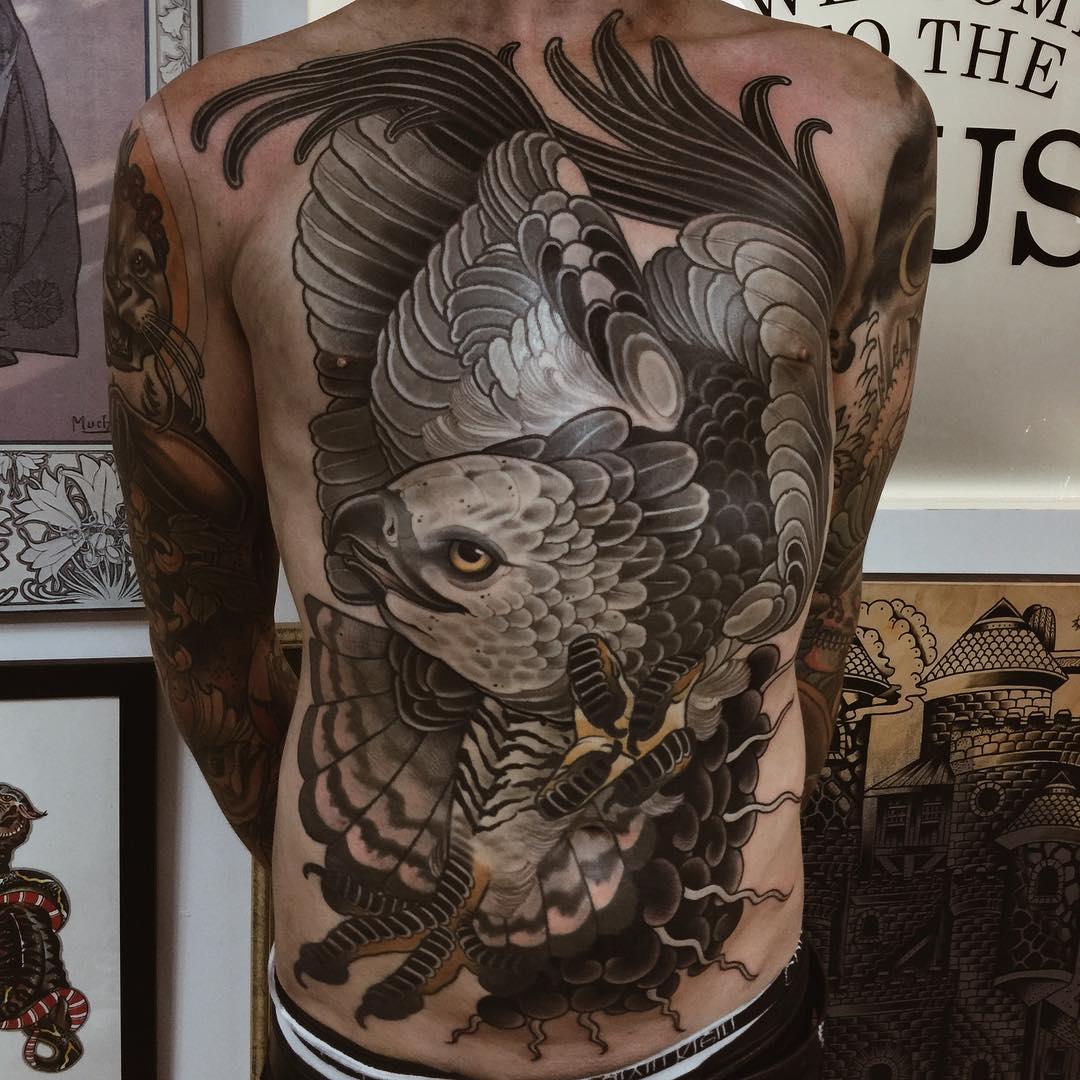 Traditional Tattoos Australia: Neo Traditional Tattoos