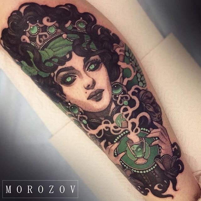 Neo Traditional Tattoos Tattoo Insider