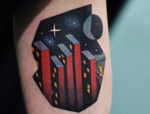 City Tattoos