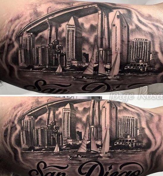 City Tattoos Tattoo Insider