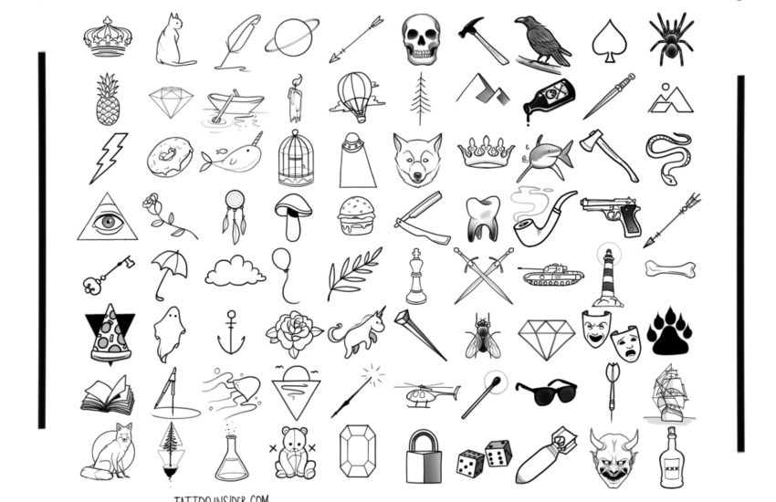 80 Small Tattoo ideas