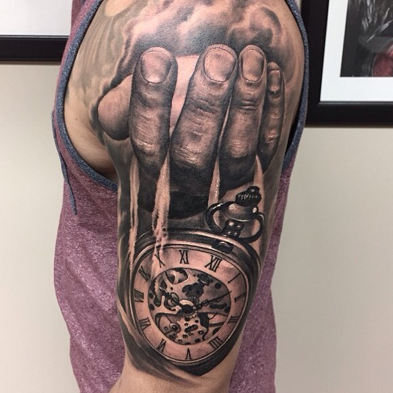 Clock Tattoo Tattoo Insider
