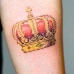 Nando Tattoo- Crown Tattoo