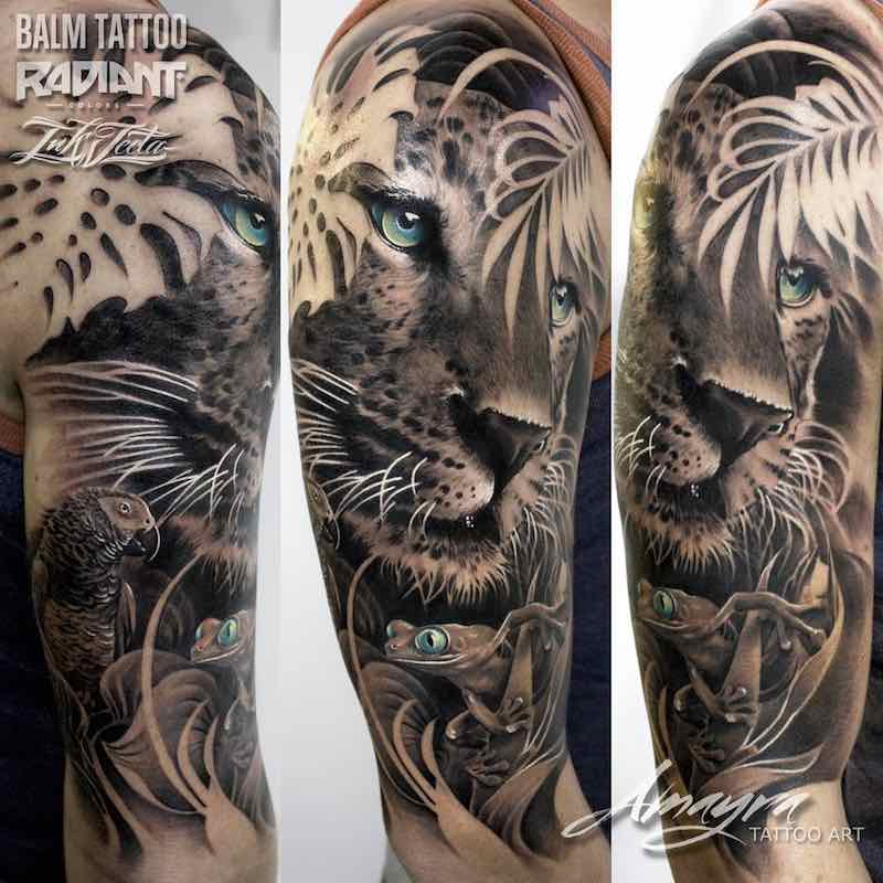 Jaguar Tattoo - Amayra
