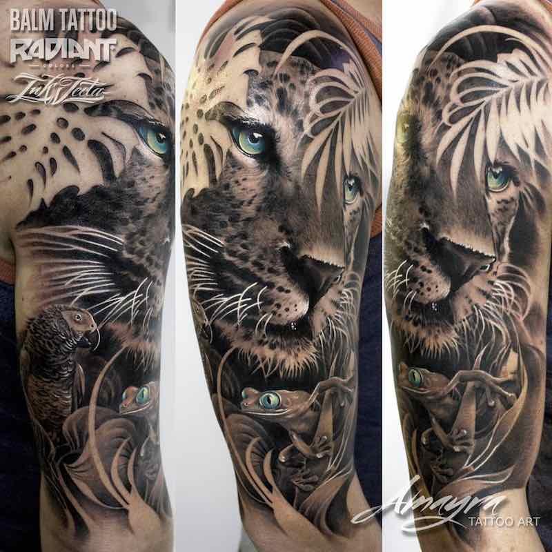 Jaguar Tattoo - Amayra
