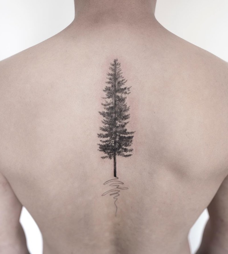 Tree Tattoo by Hongdam
