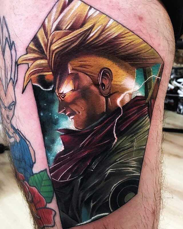 Trunks Tattoo by Emilio Winter