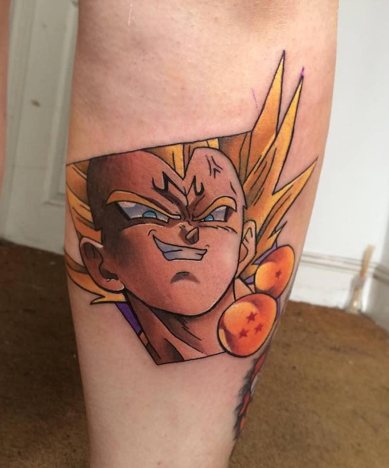 The Very Best Dragon Ball Z Tattoos Tattoo Insider