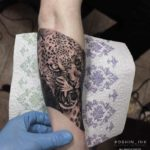 Jaguar Tattoo by Oshin