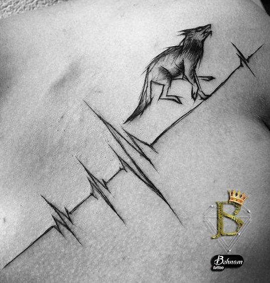 Lifeline Tattoo by Bhnam