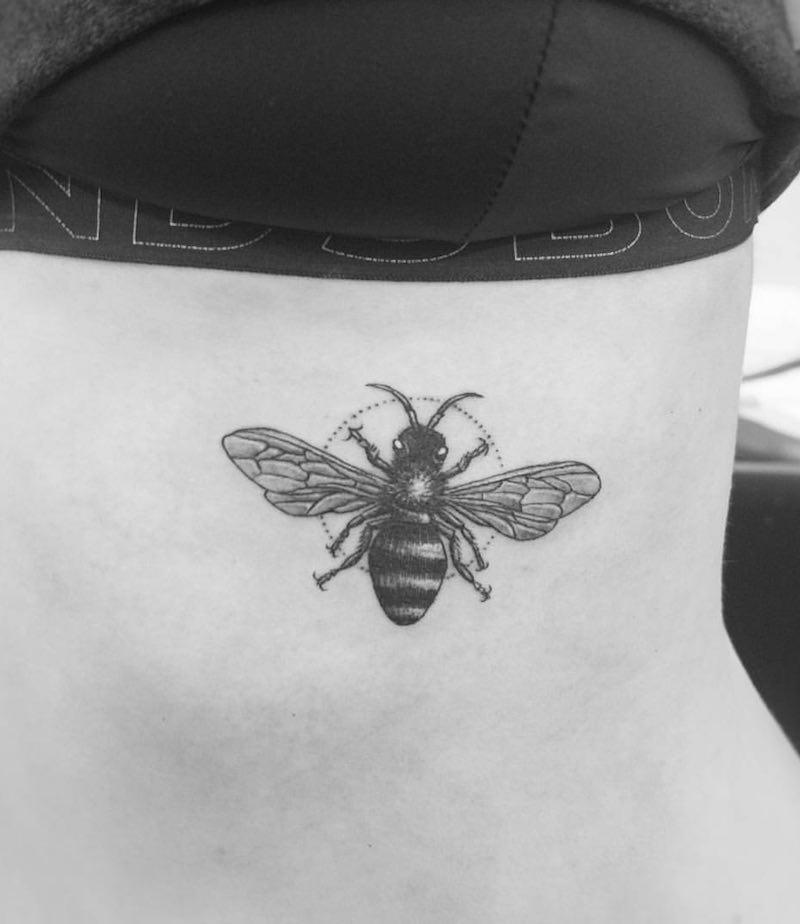 Bee Tattoo 6 by Alexandyr Valentine