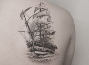 Explore 44 Stunning Ship Tattoos