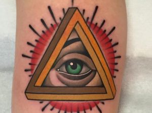 40 Outstanding Eye Tattoos Plus the Meaning and Rich History Behind Them.