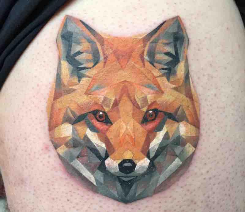 Stunning Fox Tattoos