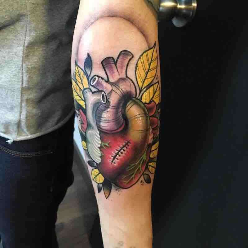 Heart Tattoo 2 by JotaPaint