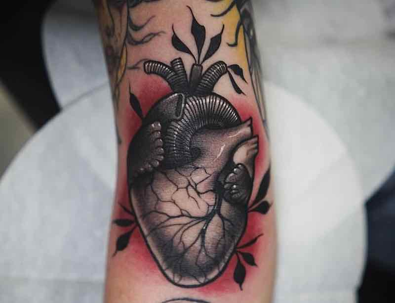 Fall in Love With These Top 23 Heart Tattoos.