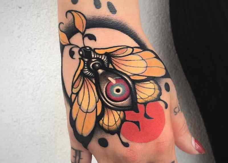 The Best Moth Tattoos