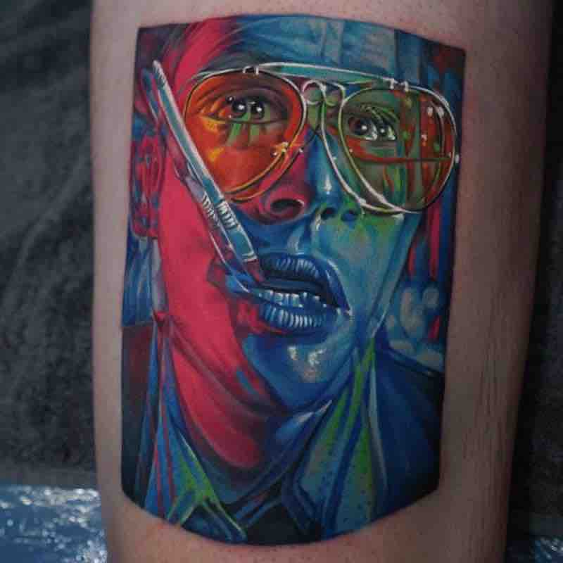 Surreal Tattoos by Khan Tattoo