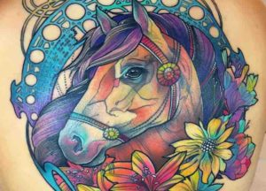 25 of the Best Horse Tattoos
