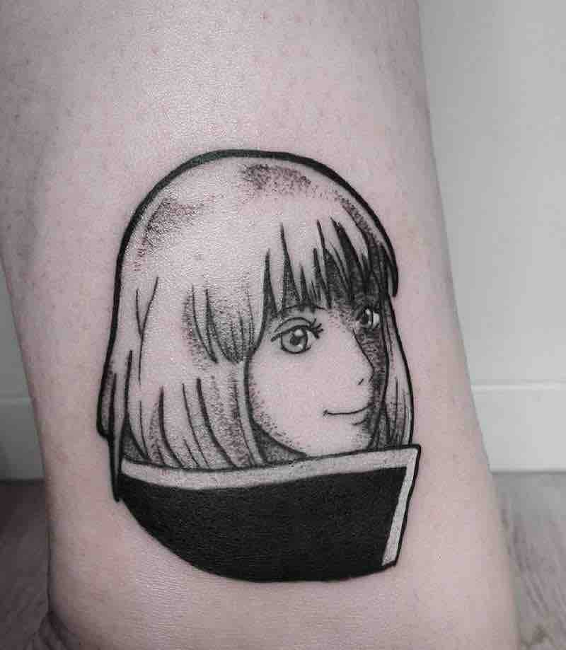 Howls Moving Castle Tattoo 5 by Sharlotte San