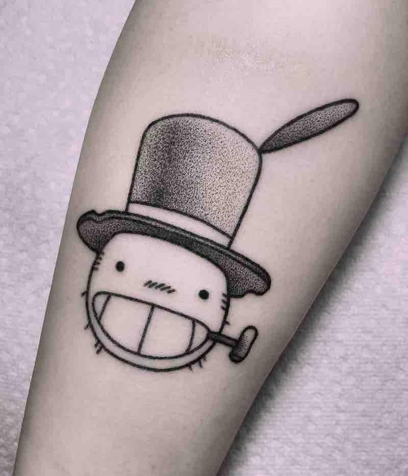 Turnip Tattoo by Teagan Campbell