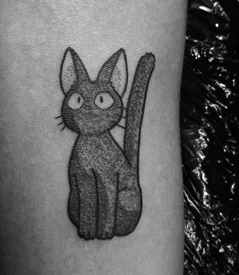 Kikis Delivery Service Jiji Tattoo 3 by Jess Oxley