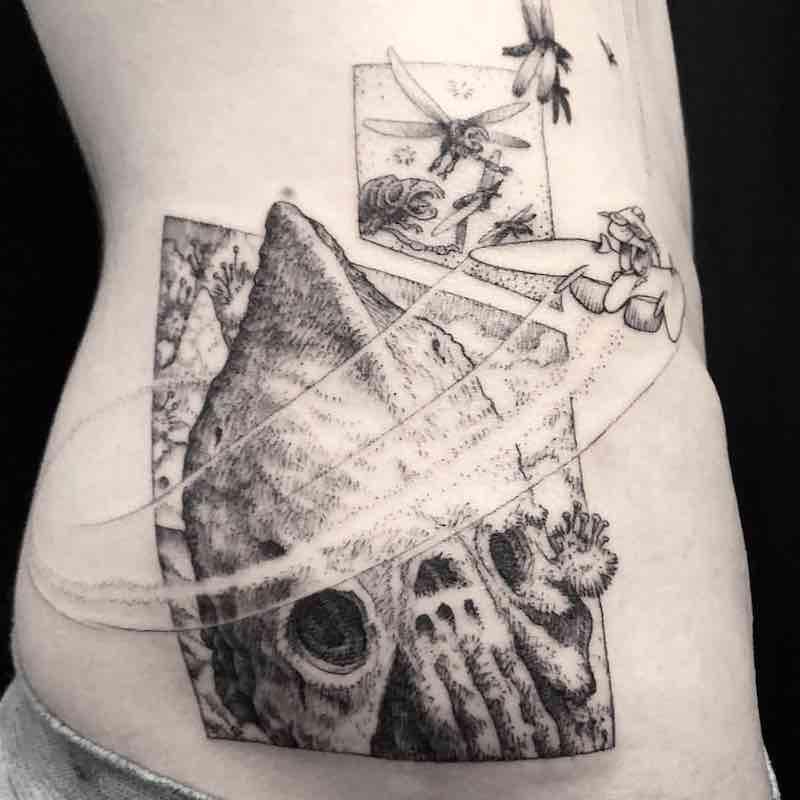 Nausicaa Tattoo by Eli