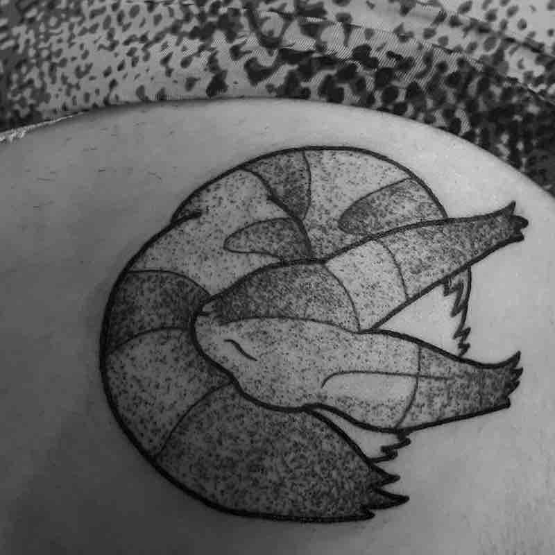 Nausicaa Tattoo by Jess Oxley