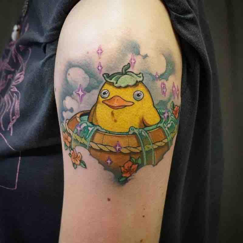 Ootori-Sama Tattoo 2 by Hori Benny