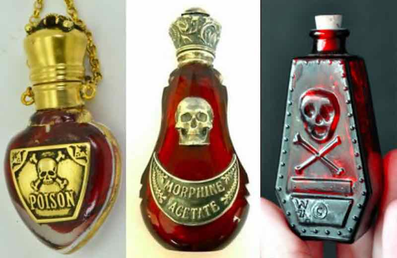 Old Poison Bottle